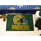 "Green Bay Packers 19"" x 30"" Starter Mat"