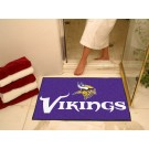 "34"" x 45"" Minnesota Vikings All Star Floor Mat"
