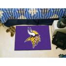 "Minnesota Vikings 19"" x 30"" Starter Mat"