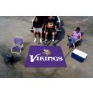5' x 6' Minnesota Vikings Tailgater Mat