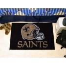 """New Orleans Saints 19"""" x 30"""" Starter Mat"""