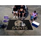 5' x 8' New Orleans Saints Ulti Mat