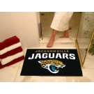 "34"" x 45"" Jacksonville Jaguars All Star Floor Mat"
