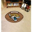 "22"" x 35"" Jacksonville Jaguars Football Mat"