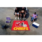 5' x 6' Kansas City Chiefs Tailgater Mat