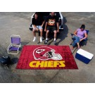5' x 8' Kansas City Chiefs Ulti Mat