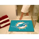 "34"" x 45"" Miami Dolphins All Star Floor Mat"