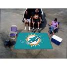 5' x 8' Miami Dolphins Ulti Mat