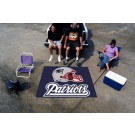 5' x 6' New England Patriots Tailgater Mat
