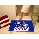 """34"""" x 45"""" New York Giants All Star Floor Mat"""