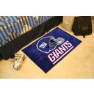 "New York Giants 19"" x 30"" Starter Mat"