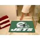 "34"" x 45"" New York Jets All Star Floor Mat"
