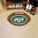 "22"" x 35"" New York Jets Football Mat"