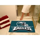 "34"" x 45"" Philadelphia Eagles All Star Floor Mat"