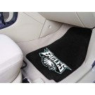 "Philadelphia Eagles 17"" x 27"" Carpet Auto Floor Mat (Set of 2 Car Mats)"