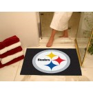 "34"" x 45"" Pittsburgh Steelers All Star Floor Mat"
