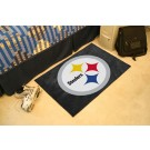 "Pittsburgh Steelers 19"" x 30"" Starter Mat"