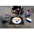 5' x 6' Pittsburgh Steelers Tailgater Mat