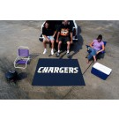 5' x 6' San Diego Chargers Tailgater Mat