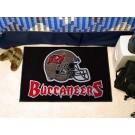 "Tampa Bay Buccaneers 19"" x 30"" Starter Mat"