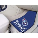 "Tennessee Titans 27"" x 18"" Auto Floor Mat (Set of 2 Car Mats)"