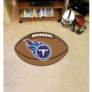 "22"" x 35"" Tennessee Titans Football Mat"