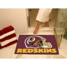 "34"" x 45"" Washington Redskins All Star Floor Mat"
