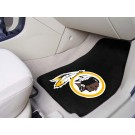 "Washington Redskins 27"" x 18"" Auto Floor Mat (Set of 2 Car Mats)"