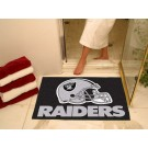 "34"" x 45"" Oakland Raiders All Star Floor Mat"