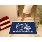 "34"" x 45"" Seattle Seahawks All Star Floor Mat"