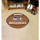 "22"" x 35"" Seattle Seahawks Football Mat"