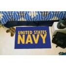 """US Navy 19"""" x 30"""" Starter Mat"""