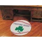 "27"" Round Notre Dame Fighting Irish Baseball Mat"