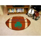 "22"" x 35"" Notre Dame Fighting Irish Football Mat"