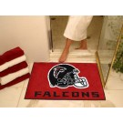 "34"" x 45"" Atlanta Falcons All Star Floor Mat"