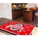 Ohio State Buckeyes 4' x 6' Area Rug by