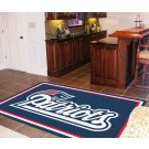 New England Patriots 5' x 8' Area Rug by