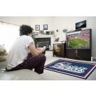 New England Patriots 4' x 6' Area Rug by