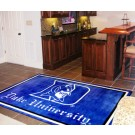 Duke Blue Devils 4' x 6' Area Rug by