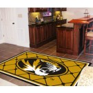 Missouri Tigers 4' x 6' Area Rug
