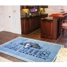 North Carolina Tar Heels 4' x 6' Area Rug by
