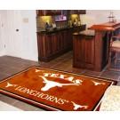 Texas Longhorns 5' x 8' Area Rug by