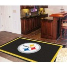 Pittsburgh Steelers 5' x 8' Area Rug by