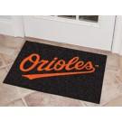 """Baltimore Orioles 19"""" x 30"""" Starter Mat"""
