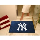 "34"" x 45"" New York Yankees All Star Floor Mat"