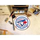 "Toronto Blue Jays 27"" Round Baseball Mat"