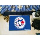 """Toronto Blue Jays 19"""" x 30"""" Starter Mat"""