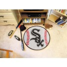 "27"" Round Chicago White Sox Baseball Mat"