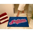 """34"""" x 45"""" Cleveland Indians All Star Floor Mat"""