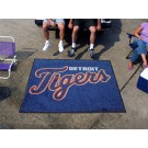 5' x 6' Detroit Tigers Tailgater Mat